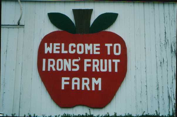 Irons Fruit Farm